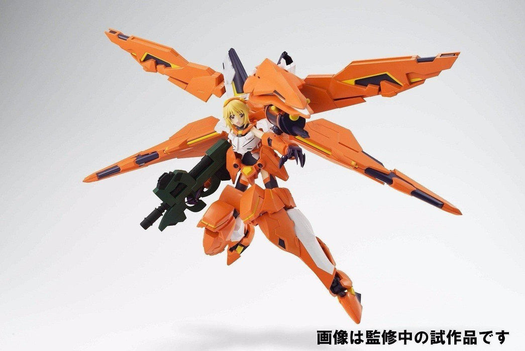 Armor Girls Project IS RAFALE REVIVE CUSTOM II x CHARLOTTE DUNOIS Figure BANDAI_2