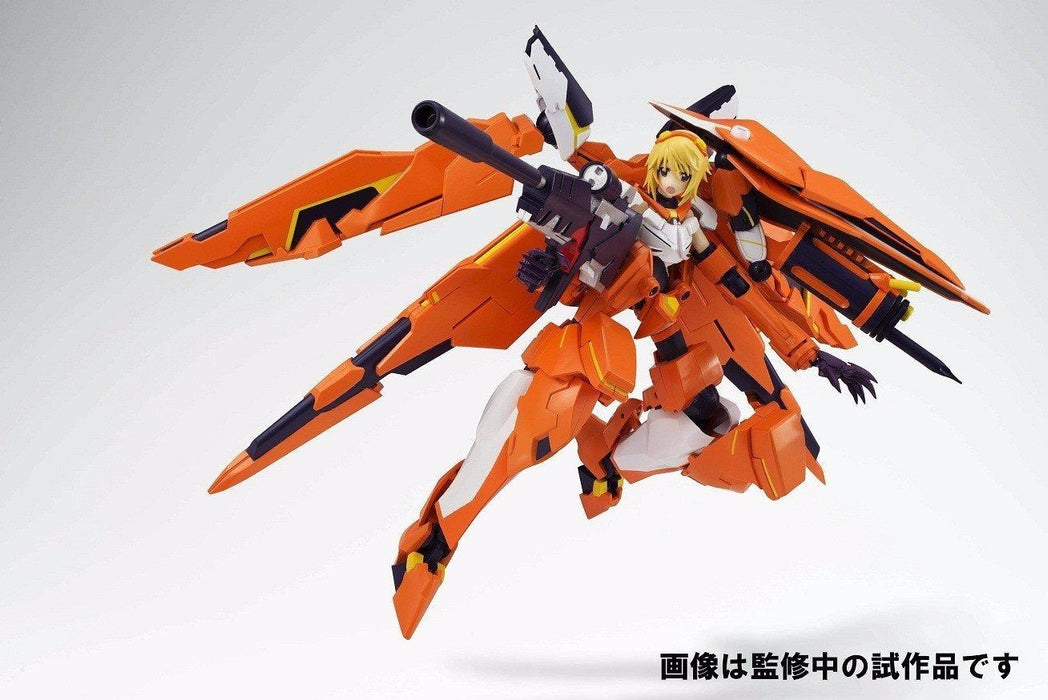 Armor Girls Project IS RAFALE REVIVE CUSTOM II x CHARLOTTE DUNOIS Figure BANDAI_3