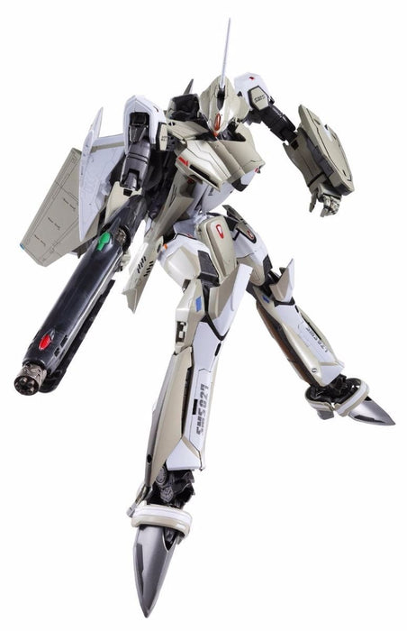 DX CHOGOKIN Macross F VF-25A MESSIAH VALKYRIE GENERAL MACHINE BANDAI from Japan_1