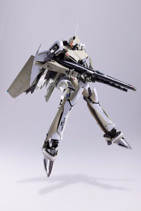 DX CHOGOKIN Macross F VF-25A MESSIAH VALKYRIE GENERAL MACHINE BANDAI from Japan_2