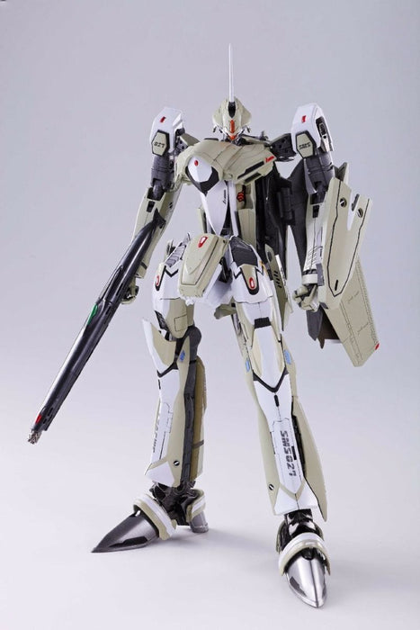 DX CHOGOKIN Macross F VF-25A MESSIAH VALKYRIE GENERAL MACHINE BANDAI from Japan_4