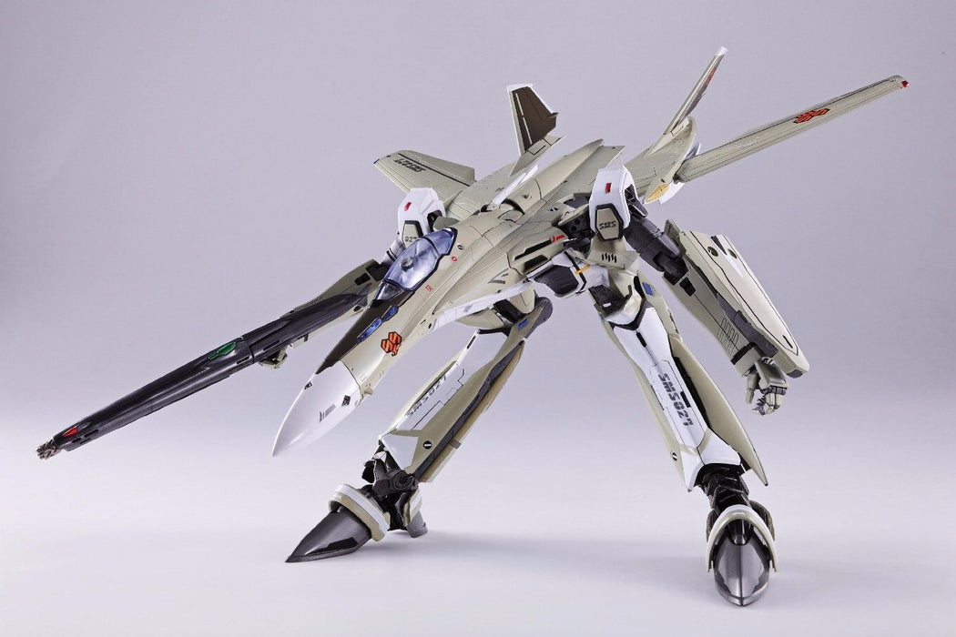 DX CHOGOKIN Macross F VF-25A MESSIAH VALKYRIE GENERAL MACHINE BANDAI from Japan_9