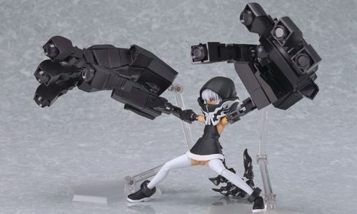 figma 198 Black Rock Shooter Strength TV ANIMATION ver. Figure Max Factory_3