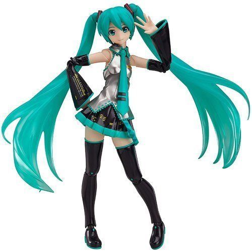 figma 200 Character Vocal Series 01 VOCALOID Hatsune Miku 2.0 Figure_1