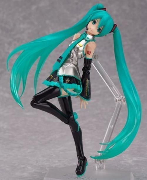 figma 200 Character Vocal Series 01 VOCALOID Hatsune Miku 2.0 Figure_4