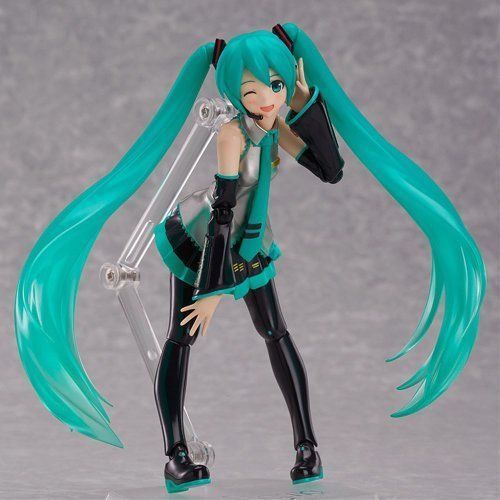 figma 200 Character Vocal Series 01 VOCALOID Hatsune Miku 2.0 Figure_5