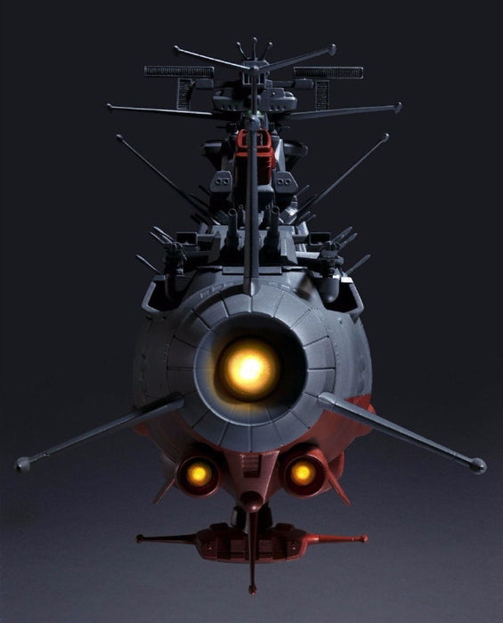 Soul of Chogokin GX-64 SPACE BATTLE SHIP YAMATO 2199 Action Figure BANDAI Japan_5