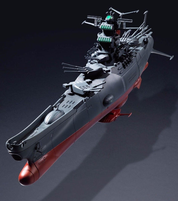 Soul of Chogokin GX-64 SPACE BATTLE SHIP YAMATO 2199 Action Figure BANDAI Japan_6