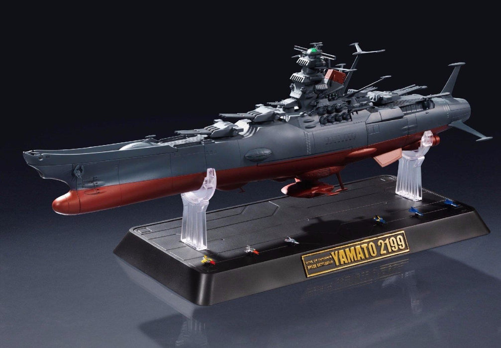 Soul of Chogokin GX-64 SPACE BATTLE SHIP YAMATO 2199 Action Figure BANDAI Japan_9