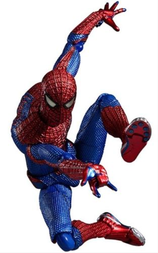 figma 199 The Amazing Spider-Man Spider-Man Figure _1