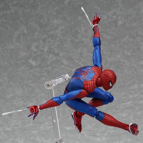 figma 199 The Amazing Spider-Man Spider-Man Figure _2