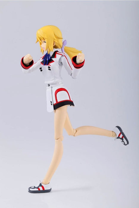 Armor Girls Project IS CHARLOTTE DUNOIS UNIFORM Ver Action Figure BANDAI Japan_6