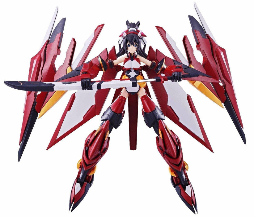 Armor Girls Project IS AKATSUBAKI x HOUKI SHINONONO Action Figure BANDAI Japan_1