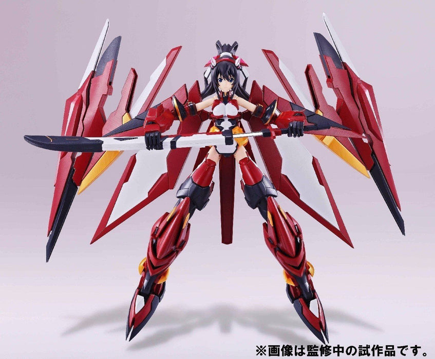 Armor Girls Project IS AKATSUBAKI x HOUKI SHINONONO Action Figure BANDAI Japan_2