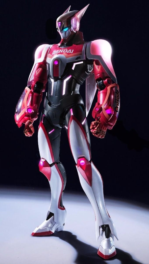 "12""PM Tiger & Bunny BARNABY BROOKS Jr 12 inch Action Figure BANDAI from Japan_2"