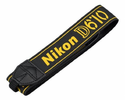 Nikon AN-DC10 Camera Strap NEW from Japan_1