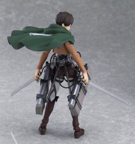 figma 207 Attack on Titan Eren Yeager Figure_3