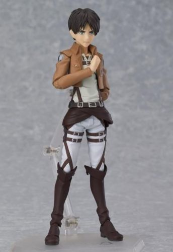 figma 207 Attack on Titan Eren Yeager Figure_4