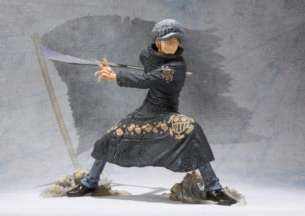 Figuarts ZERO One Piece TRAFALGAR LAW BATTLE Ver PVC Figure BANDAI from Japan_3