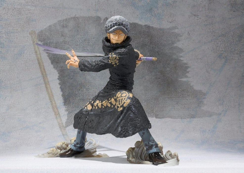 Figuarts ZERO One Piece TRAFALGAR LAW BATTLE Ver PVC Figure BANDAI from Japan_4