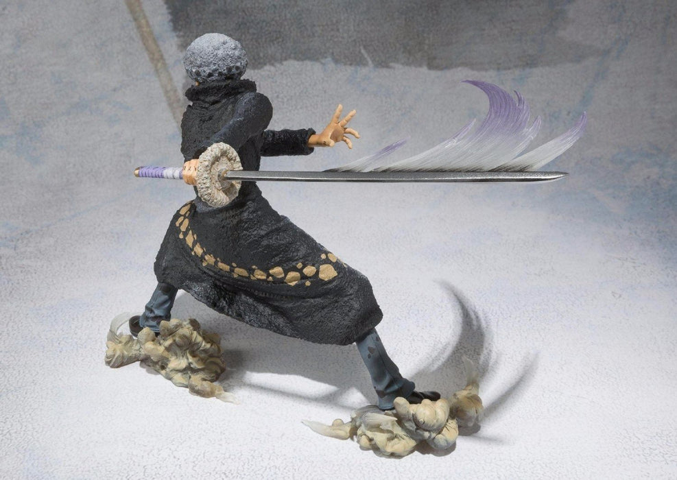Figuarts ZERO One Piece TRAFALGAR LAW BATTLE Ver PVC Figure BANDAI from Japan_5