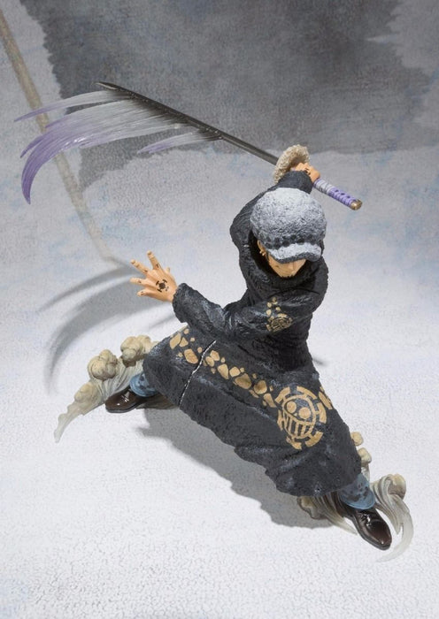 Figuarts ZERO One Piece TRAFALGAR LAW BATTLE Ver PVC Figure BANDAI from Japan_6