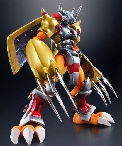 D-Arts Digimon Adventure WARGREYMON Original Designer's Edition Figure BANDAI_1