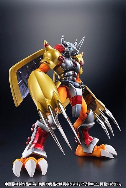 D-Arts Digimon Adventure WARGREYMON Original Designer's Edition Figure BANDAI_2
