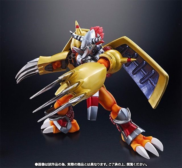 D-Arts Digimon Adventure WARGREYMON Original Designer's Edition Figure BANDAI_3