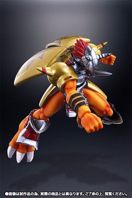 D-Arts Digimon Adventure WARGREYMON Original Designer's Edition Figure BANDAI_5