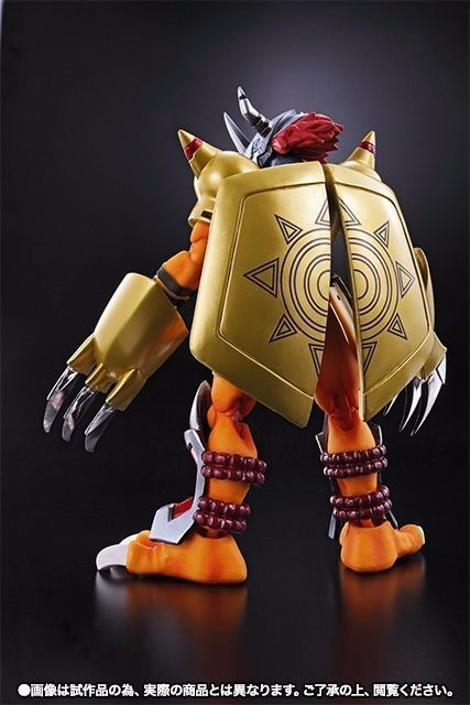 D-Arts Digimon Adventure WARGREYMON Original Designer's Edition Figure BANDAI_6