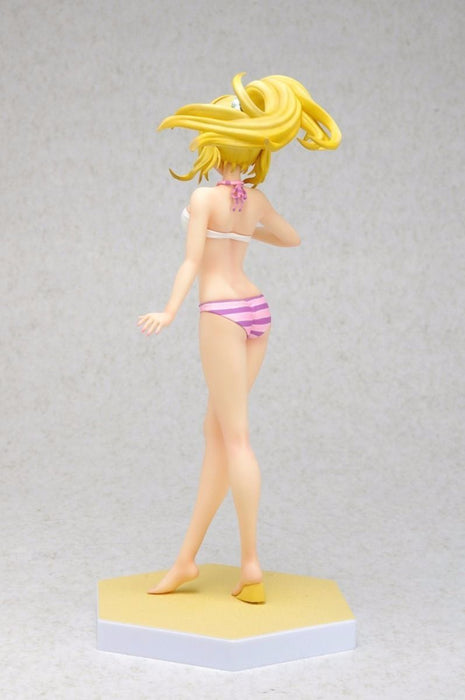 WAVE BEACH QUEENS Love Live! Eli Ayase 1/10 Scale PVC Figure NEW from Japan_3