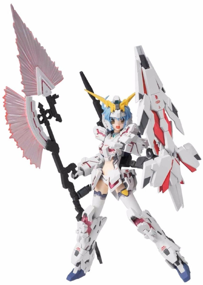 Armor Girls Project MS GIRL UNICORN GUNDAM Action Figure BANDAI TAMASHII NATIONS_1