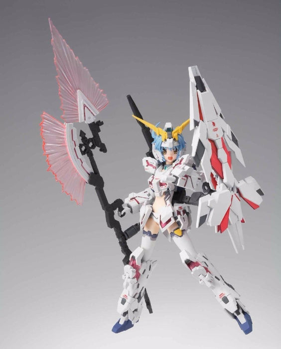 Armor Girls Project MS GIRL UNICORN GUNDAM Action Figure BANDAI TAMASHII NATIONS_5