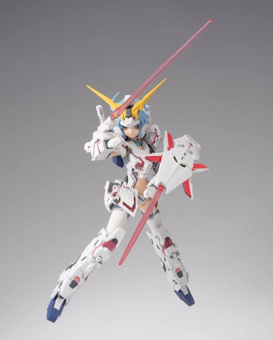 Armor Girls Project MS GIRL UNICORN GUNDAM Action Figure BANDAI TAMASHII NATIONS_7