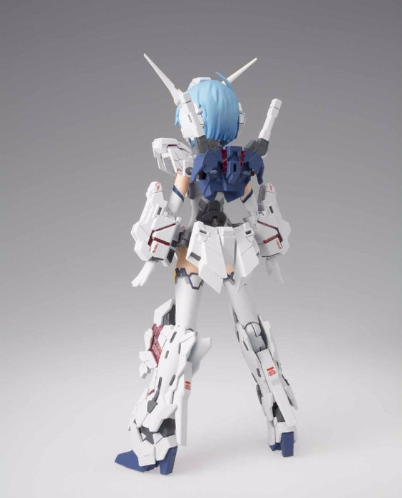 Armor Girls Project MS GIRL UNICORN GUNDAM Action Figure BANDAI TAMASHII NATIONS_8
