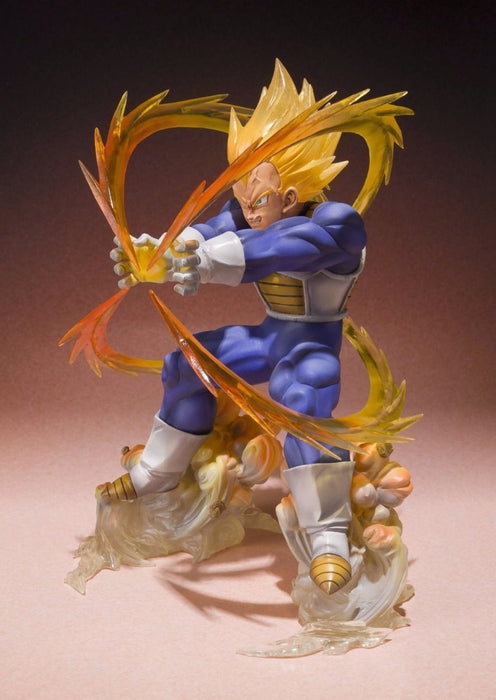 Figuarts ZERO Dragon Ball Z SUPER SAIYAN VEGETA PVC Figure BANDAI from Japan_3