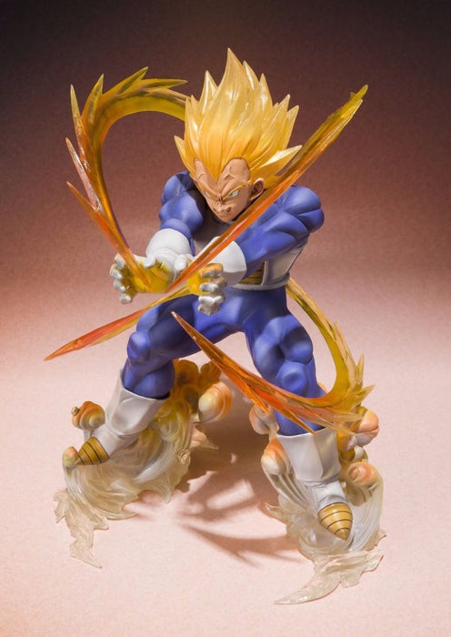 Figuarts ZERO Dragon Ball Z SUPER SAIYAN VEGETA PVC Figure BANDAI from Japan_5