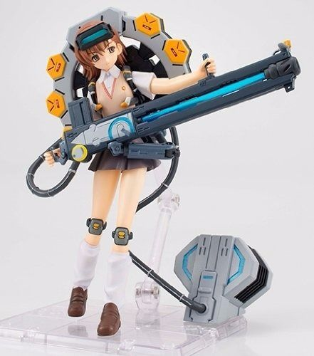 Armor Girls Project These days of Musumecha MISAKA SISTER PVC Figure BANDAI_2
