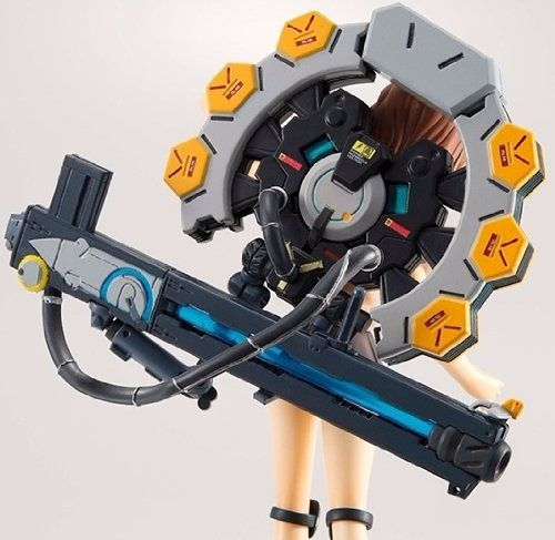 Armor Girls Project These days of Musumecha MISAKA SISTER PVC Figure BANDAI_6