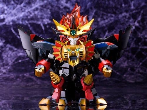 KOTOBUKIYA D-STYLE 38 The King of Braves GENESIC GAOGAIGAR Plastic Model Kit NEW_3