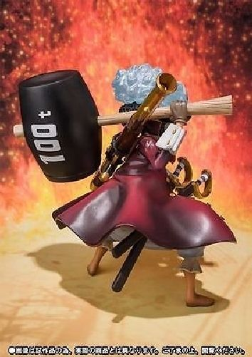 Figuarts ZERO One Piece USOPP FILM Z BATTLE CLOTH Ver PVC Figure BANDAI Japan_3
