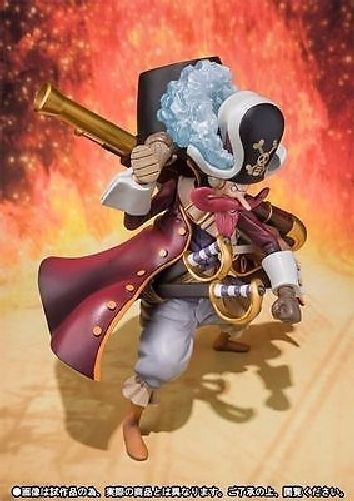 Figuarts ZERO One Piece USOPP FILM Z BATTLE CLOTH Ver PVC Figure BANDAI Japan_4