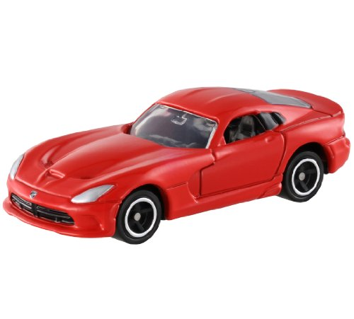 TAKARA TOMY TOMICA No.11 1/64 Scale SRT VIPER GTS (Box) NEW from Japan F/S_1