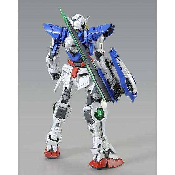 BANDAI MG 1/100 GN-001REII GUNDAM EXIA REPAIR II Plastic Model Kit Gundam 00_2