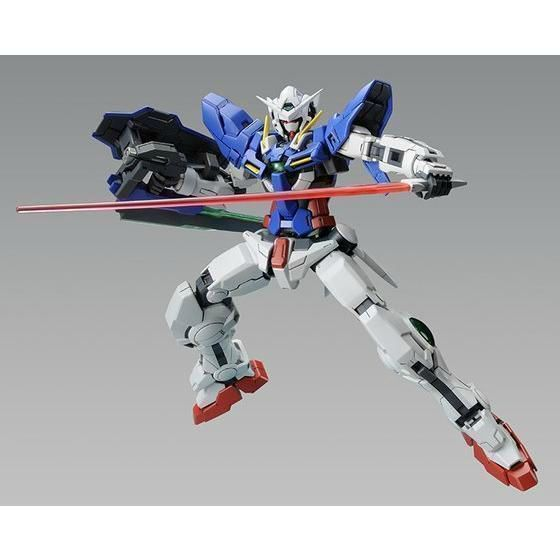 BANDAI MG 1/100 GN-001REII GUNDAM EXIA REPAIR II Plastic Model Kit Gundam 00_3