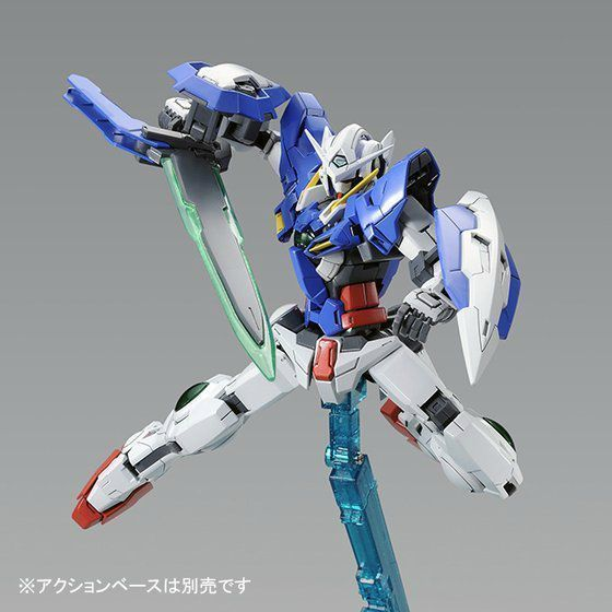 BANDAI MG 1/100 GN-001REII GUNDAM EXIA REPAIR II Plastic Model Kit Gundam 00_4