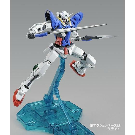 BANDAI MG 1/100 GN-001REII GUNDAM EXIA REPAIR II Plastic Model Kit Gundam 00_6