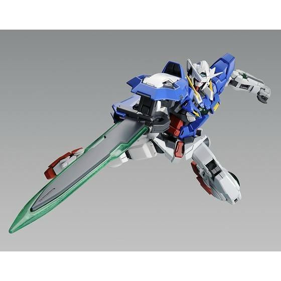 BANDAI MG 1/100 GN-001REII GUNDAM EXIA REPAIR II Plastic Model Kit Gundam 00_7