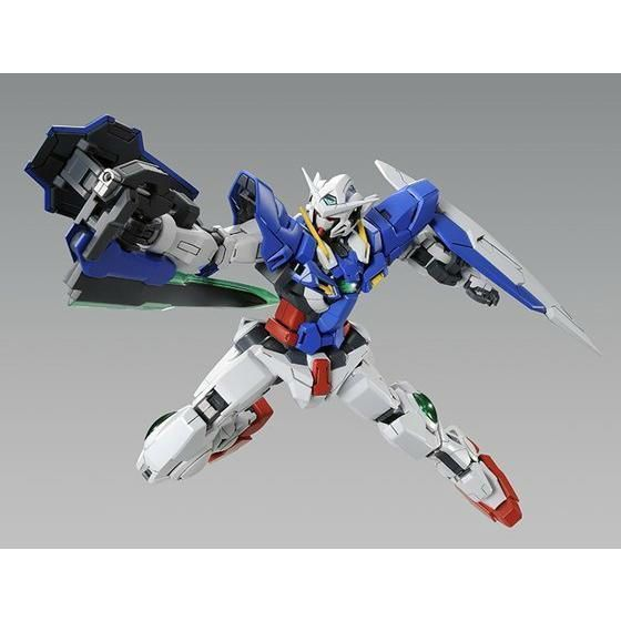 BANDAI MG 1/100 GN-001REII GUNDAM EXIA REPAIR II Plastic Model Kit Gundam 00_8